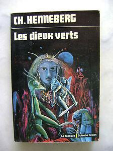 Ch-HENNEBERG-Les-dieux-verts-Le-masque-Science-fiction-n-30