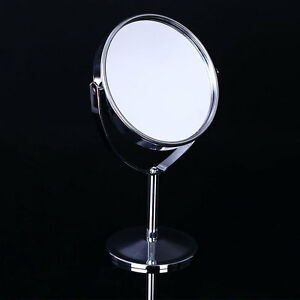 Beauty Cosmetic Makeup Round Double Side Normal Magnifying