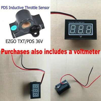 EZGO PDS Inductive Throttle Sensor 25854 G01 Electric Golf Cart DCS TXT 1994 Up EBay