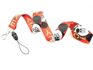 lot new cartoon YODA mix Straps Lanyard ID Badge Holders Mobile Neck Key chain