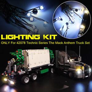 ONLY-LED-Light-Lighting-Kit-For-LEGO-42078-Technic-Series-The-Truck-g