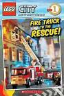 City Adventures 1: Fire Truck to the Rescue! by Sonia Sander (Paperback / softback, 2009)
