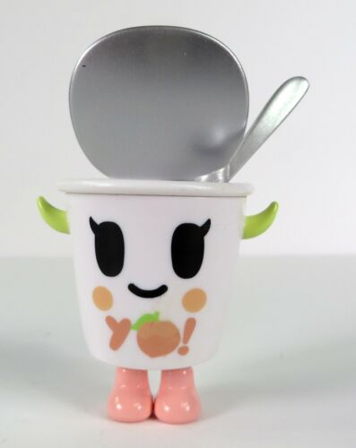 Tokidoki Moofia Series 2 Mystery Mini Peachy Momo Yogurt Blind Box Figure NEW