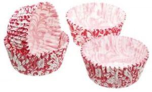 Kitchen-Craft-Mini-Muffin-Cupcake-Foermchen-80-Stk-Floral