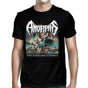 AMORPHIS-cd-cvr-KARELIAN-ISTHMUS-Official-SHIRT-XXXL-3X-New-elegy-thousand-lakes