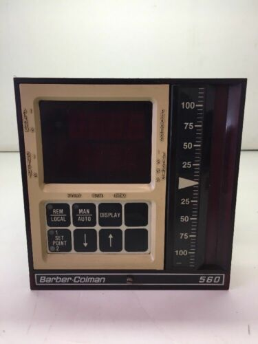Barber Coleman Temperature Controller 560 *Fast Shipping* Warranty!