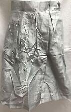 BNWT Silver Pleat Waist PRINCIPLES Skirt Size 16 (£55 on Tag)