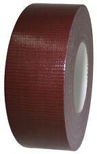 Tru Industrial Duct Tape Waterproof Uv Resistant Burgundy 15 In X 60 Yd