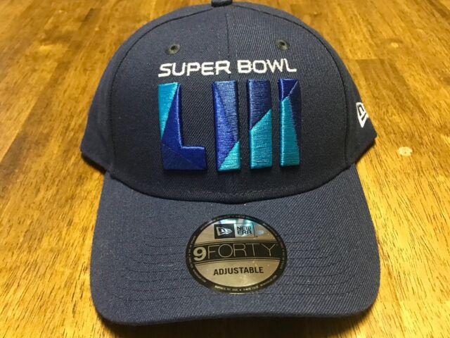 2b5ca5c7e30 Los Angeles Rams Era 9forty NFL Super Bowl LIII Adjustable Strap Hat ...