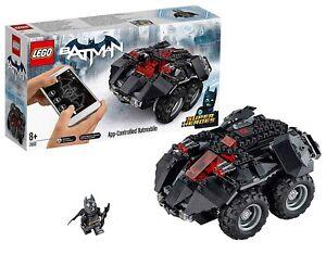 Dc Comics: Lego 76112 - Dc Comics Super Heroes - Batmobile Telecomandata