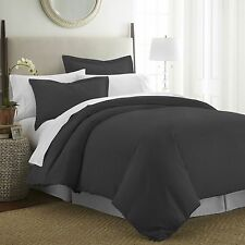 Egyptian Comfort Duvet Cover Set for Comforter - All Sizes - 14 Colors!