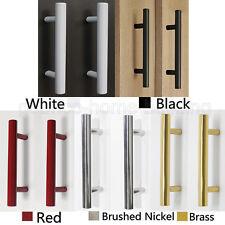 Kitchen Cabinet Door Handle Brushed Satinless Steel T Bar Drawer Pulls/Knobs Lot