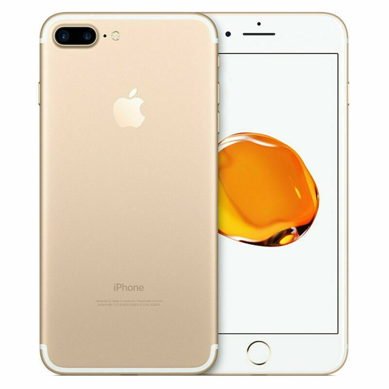 Apple iPhone 7 Plus 128GB Smartphone AT&T / H20 / Cricket - Very Good Condition
