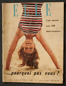 039-ELLE-039-FRENCH-VINTAGE-MAGAZINE-HOLIDAY-ISSUE-15-JULY-1957