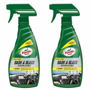 Car Window Cleaner >> Details About Turtle Wax Dash Glass Car Window Cleaner Smear Free Dust Free Dash 500ml