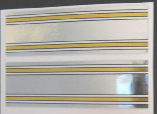 Carlton Raleigh Seat Tube Stripes sku 10531