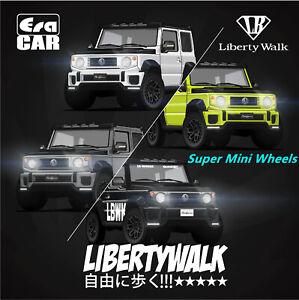 ERA-Car-1-64-LB-Works-LB-G-Mini-Suzuki-Jimny-4-Colors