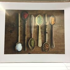 Spices Of The World Poster IKEA Coffee Decor Style Custom Original Art Design