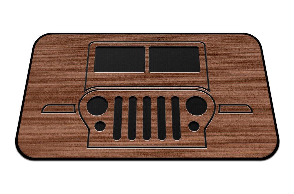 Usatuff Cooler Pad Para Yeti 35qt-SeaDek Marine Eva Mat-T b-Offroad