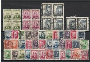 Spain Used Stamps  ref 23096