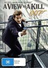 James Bond 007 a View to a Kill 2012 Edition DVD