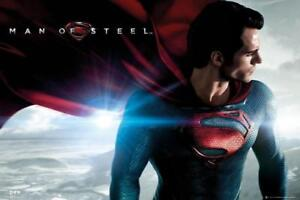 Superman Man of Steel : Cape - Maxi Poster 91.5cm x 61cm new and sealed