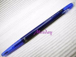 3-x-Pilot-Frixion-Slim-LFBS-18UF-0-38mm-Erasable-Roller-Ball-Pen-BLUE