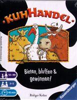 Ravensburger 20 753 4 - Kuhhandel - Kartenspiel