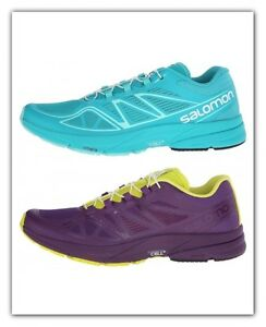 1034f66a1d7d Image is loading Salomon-Sonic-Pro-Running-Shoes-Womens-Sneakers-Neutral-