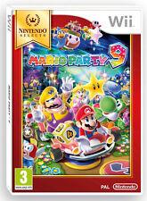 Mario Party 9 Selects (Super Mario) Nintendo WII IT IMPORT NINTENDO