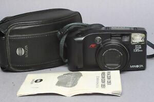 Minolta Riva Zoom 135 EX , sehr schön