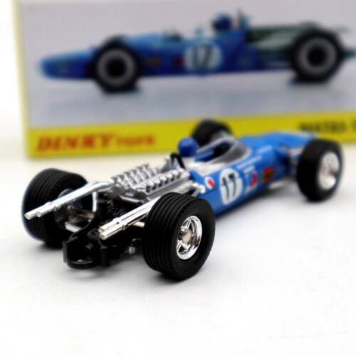 Atlas Dinky Toys 1417 MATRA F1 DUNLOP Alloy car #17 Diecast Models 1:43