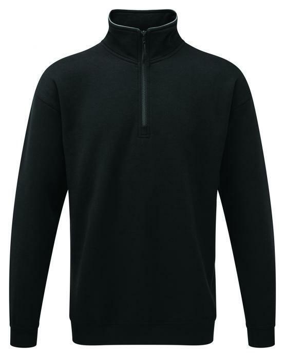 Grouse 1/4 Zip Sweatshirt   Quality Quarter Zip Pullover Sweatshirt