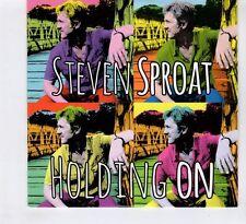(HD107) Steven Sproat, Holding On - 2014 CD