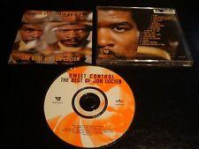 Sweet Control: The Best of Jon Lucien (CD 1999, Razor & Tie) MEGA RARE & OOP!