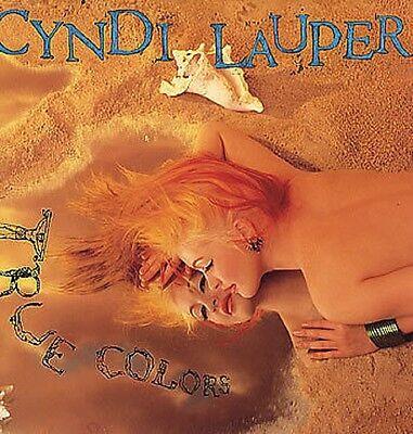CYNDI LAUPER True Colours UK vinyl LP 1986 EXCELLENT CONDITION