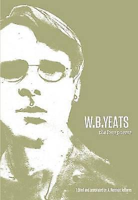 1 of 1 - W. B. Yeats, W.B. Yeats: The Love Poems, Very Good Book