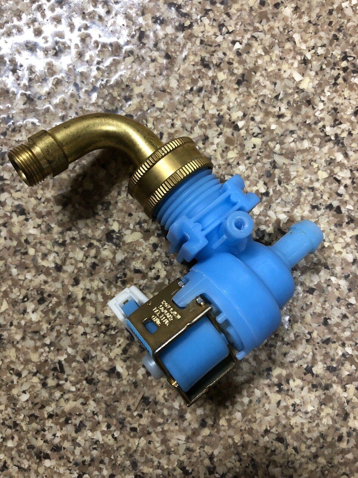 Dishwasher Whirlpool Water Inlet Valve W10327250  W10195049 W10316814 W10872255