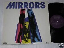 MIRRORS same LP Bellaphon Rec. GER 1984