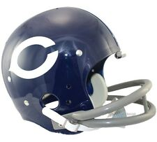 CHICAGO BEARS 62-73 TK THROWBACK FULL SIZE FOOTBALL HELMET
