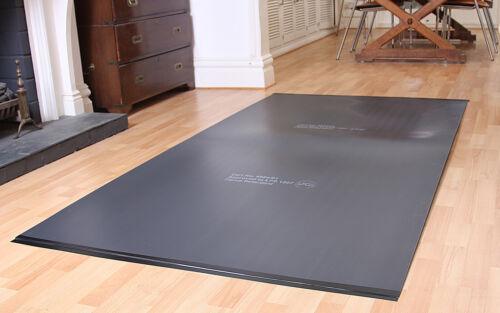 Correx Floor Protection 5 Sheets 2mm 1.2m x 2.4m Black