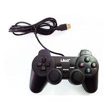 JOYSTICK CONTROLLER GAMEPAD LINQ NOTEBOOK PC COMPUTER USB 2.0 JOYPAD ANALOGICO