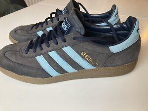 Adidas Spezial Navy/ Blue Trainers Size