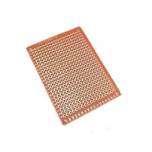 10 Pcs 5x7cm DIY Prototype Paper PCB Universal Experiment Matrix Circuit Board