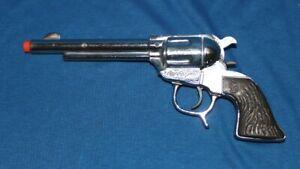 ROY ROGERS CAP GUN by GEO. SCHMIDT - 1950s - EXCELLENT CONDITION