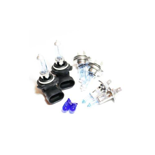 Ford Galaxy MK2 H1 H7 HB4 501 55w Tint Xenon High//Low//Fog//Side Headlight Bulbs