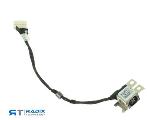 DELL-Latitude-3340-3350-CONECTOR-JACK-cc-A-Corriente-Conector-Del-Cable-Arnes