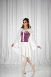 image is loading juliet renaissance princess halloween costume ballet lyrical dance - Ballet Halloween Costume