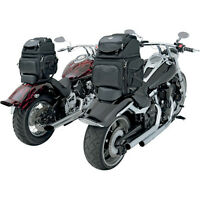 Saddlemen B3400 Sissy Bar Bag / Back Seat Bag Honda