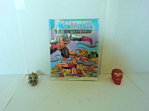mini comic book-mini bd-Maitres de l/'Univers-Musclor-MOTU He-Man Mattel vintage